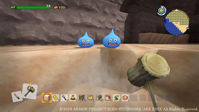 ドラゴンクエストビルダーズ2 一人称視点 水中に関連した画像-09