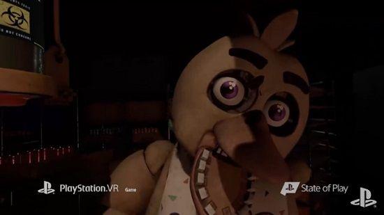 人気ホラーゲームシリーズ『Five Nights at Freddy's』の新作がPSVR向けに発表!これ怖すぎてプレイできないだろ・・・