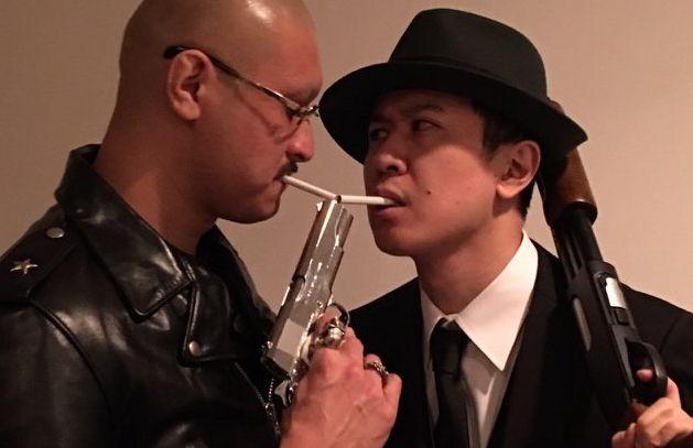 マフィア梶田 杉田智和 中村悠一 マフィア コスプレ 迫力 本物に関連した画像-01
