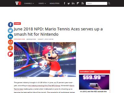 NPD ミニスーパーファミコン マリオテニスエースに関連した画像-02