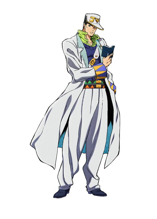 ジョジョの奇妙な冒険 ジョジョ ダイヤモンドは砕けない 4部 アニメに関連した画像-05