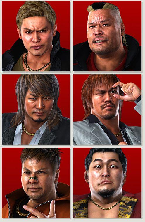龍が如く 龍が如く6 桐生さん クランクリエイター 新日本プロレス コラボ レスラー オンライン対戦に関連した画像-07