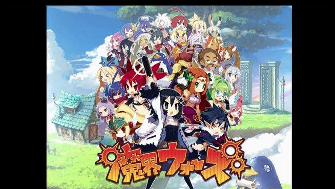 日本一ソフトウェア 魔界ウォーズに関連した画像-01