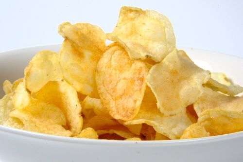 ポテトチップス 美味しさ 旨さ 秘密 隠し味 音に関連した画像-01