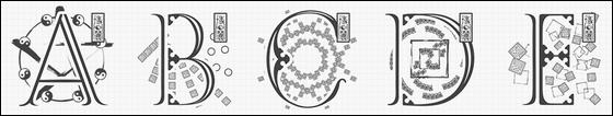 東方 東方Project フォントに関連した画像-08