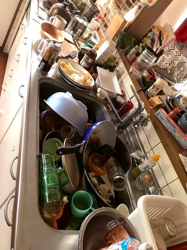 妻 夫 リビング キッチンに関連した画像-02