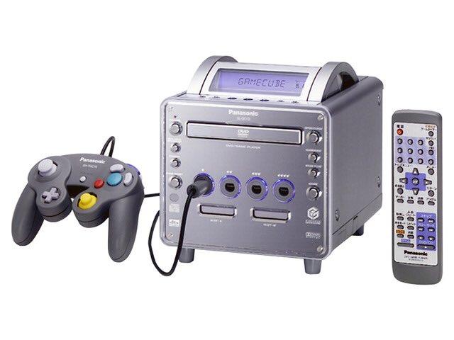 ゲーム機 ハード パナソニック ゲームキューブに関連した画像-02