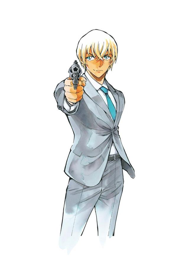 週刊少年サンデー 名探偵コナン スピンオフ 安室透 ゼロの日常に関連した画像-03
