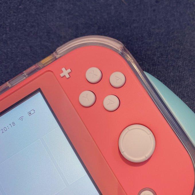 ニンテンドースイッチライト スイッチ ニンテンドースイッチ Aボタン 2つに関連した画像-02