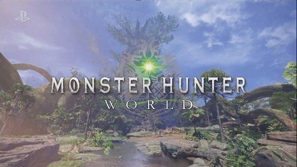 モンスターハンターワールド モンハン 流出 プレイ動画に関連した画像-01