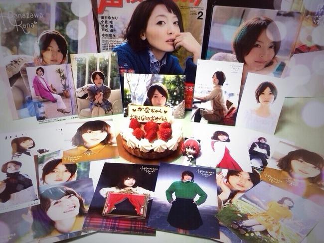 花澤香菜 生誕祭 誕生日 ざーさんに関連した画像-09