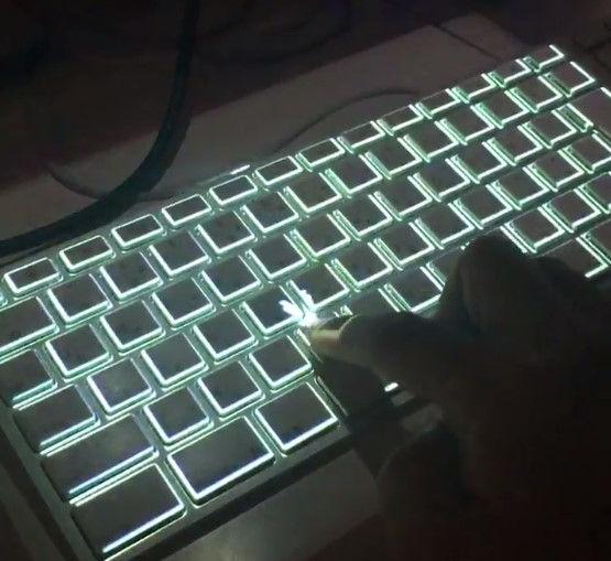 キーボード かっこいい おしゃれ 文字 キー 流れるに関連した画像-04