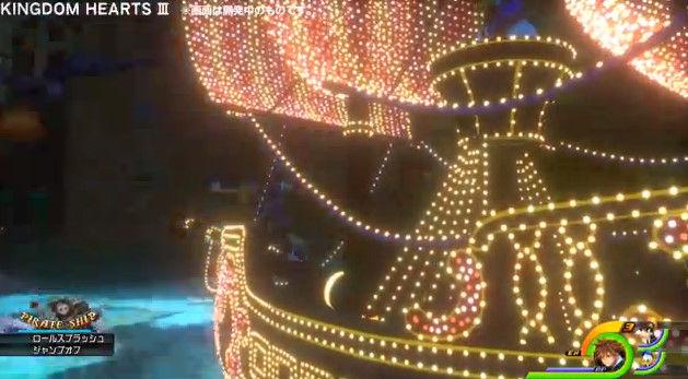 【速報】PS4・XboxOne『キングダムハーツ3』の動画キタ———(゚∀゚)———— !!