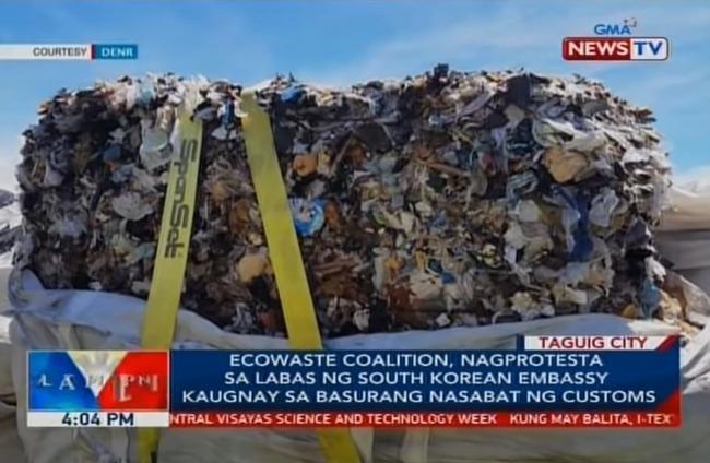 韓国 ゴミ フィリピンに関連した画像-01