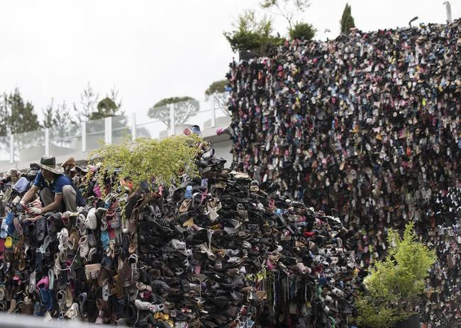 韓国 ソウル 3万足 ツリーに関連した画像-06