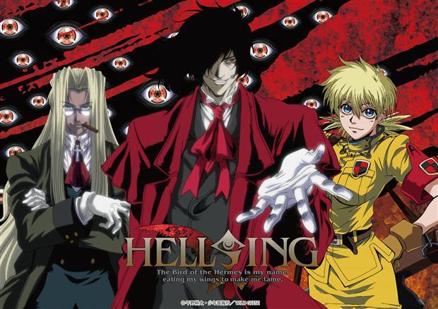 ヘルシング HELLSING 平野耕太 デレク・コルスタッドに関連した画像-01