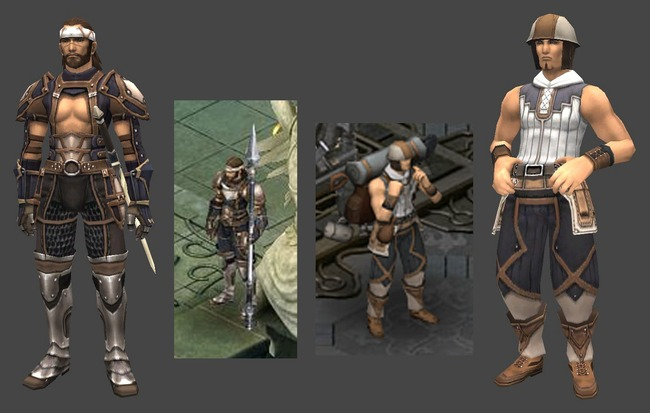 カオスサーガ サービス終了 1日 FF11 モデル MMORPGに関連した画像-09