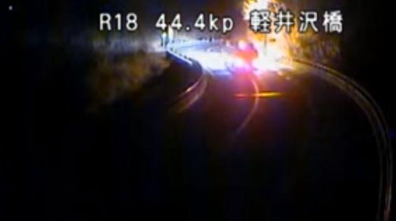 バス スキーツアー 事故 死亡事故 監視カメラに関連した画像-01