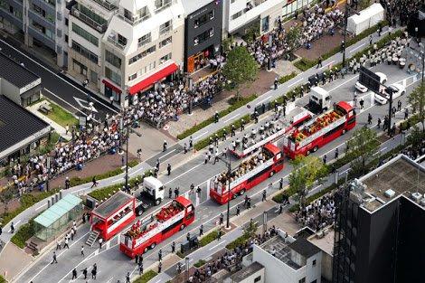 パレードに関連した画像-04