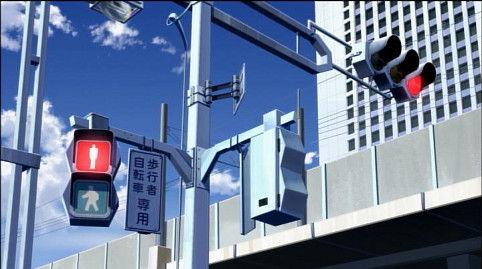 信号機 赤信号 青信号に関連した画像-01