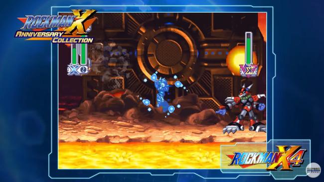 ロックマンX アニバーサリー コレクションに関連した画像-02