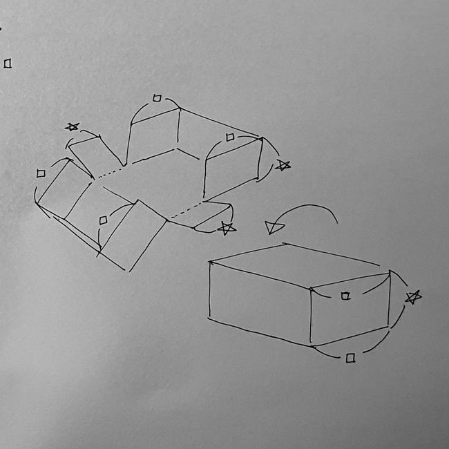 ツイッター ガンプラ 箱 使い方 天才に関連した画像-09