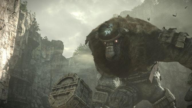 ワンダと巨像 リメイク PS4に関連した画像-01