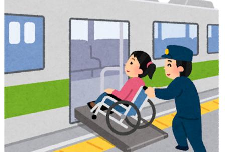 車椅子ユーザー様「伊是名夏子さんが叩かれて唖然、無人駅を無くせばいいだけなのに」