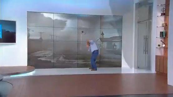 海外 天気番組 竜巻 CG スタジオに関連した画像-02