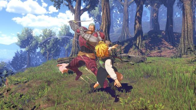 七つの大罪 ゲーム PS4に関連した画像-12