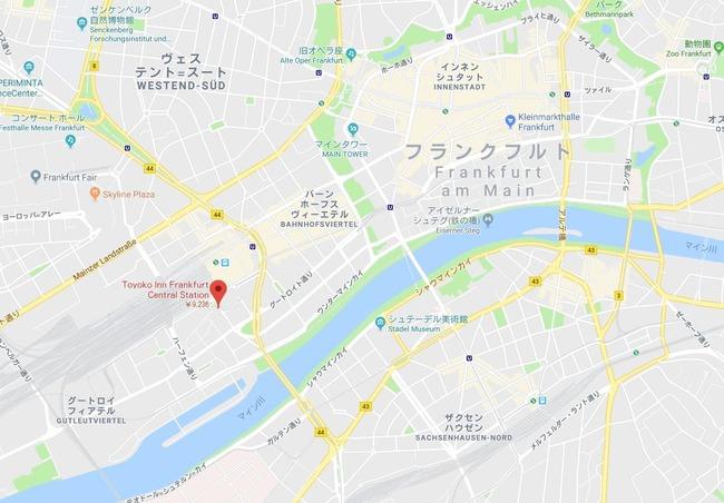 東横イン ドイツ ホテル ビジネスに関連した画像-04