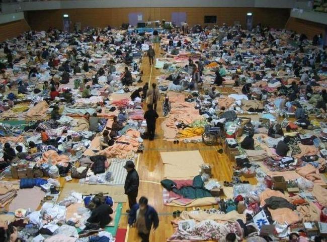 災害 避難所 パーテーション 間仕切り 衝立 フィリピン 日本に関連した画像-03