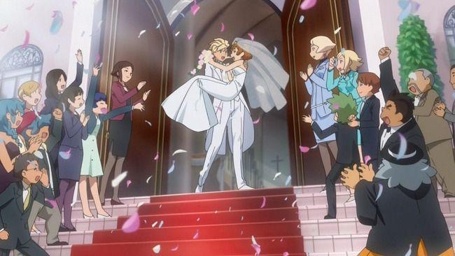 結婚 ドレス 興味 カップルに関連した画像-01