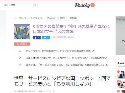 日本 サービス 世界一 利用 に関連した画像-02