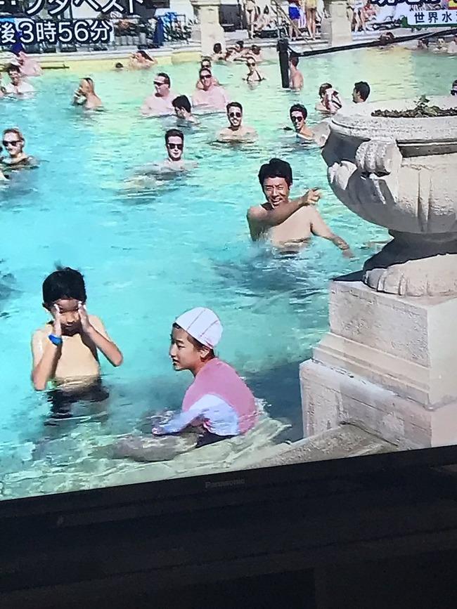 真夏 東京 ヒョウ ゲリラ豪雨 松岡修造 太陽神 日本に関連した画像-05