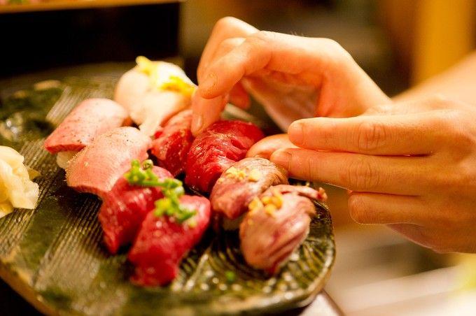 肉寿司 神楽坂 寿司に関連した画像-03
