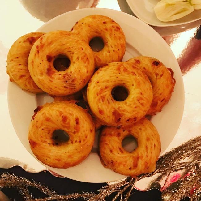 アメリカ スパゲティ ドーナツに関連した画像-03