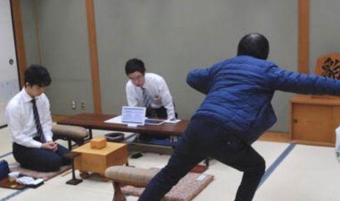 藤井聡太 堀口一志座 対局 撹乱 パフォーマンスに関連した画像-01