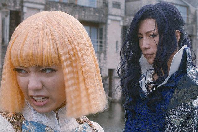 翔んで埼玉 映画 地上波 土曜プレミアム 二階堂ふみ GACKTに関連した画像-01