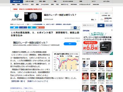 景気動向指数 大幅下落 東日本大震災以来に関連した画像-02