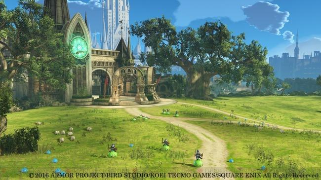 ドラゴンクエストヒーローズ2に関連した画像-08