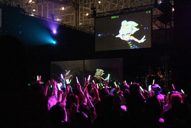 スプラトゥーン シオカラーズ アイドル 闘会議 シオカライブ2016に関連した画像-07