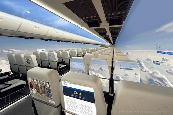 飛行機 有機ELスクリーンに関連した画像-01