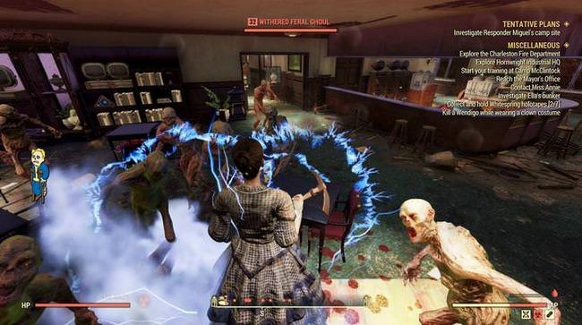 Fallout76不死身バグに関連した画像-05