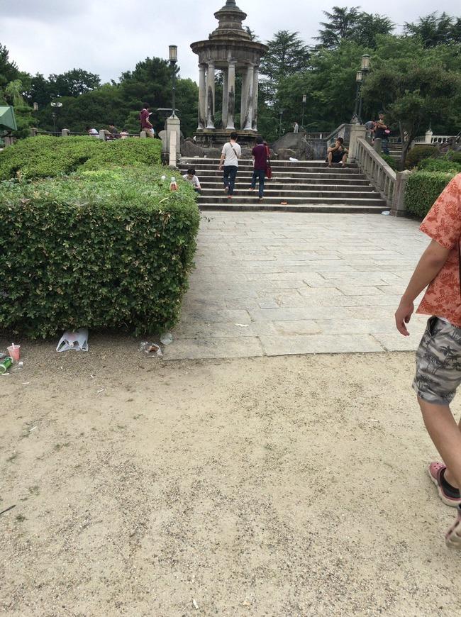 ポケモンGO 公園 ゴミに関連した画像-04