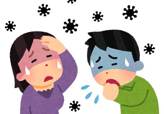インフルエンザ 首都圏 風邪に関連した画像-01