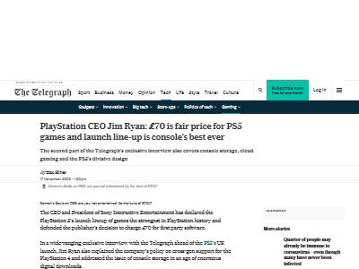 PS5ソフト値段適正SIEに関連した画像-02