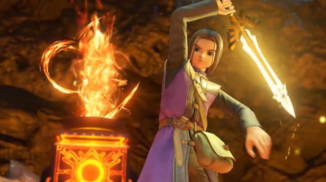 Nintendo Direct E3 2019 ドラゴンクエスト11Sに関連した画像-02