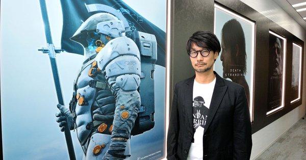 """小島監督「ゲームや映画などの権利は""""作った人""""に帰属すべき。0を1に変える人が潤わなければ新しいクリエイターは生まれない」"""