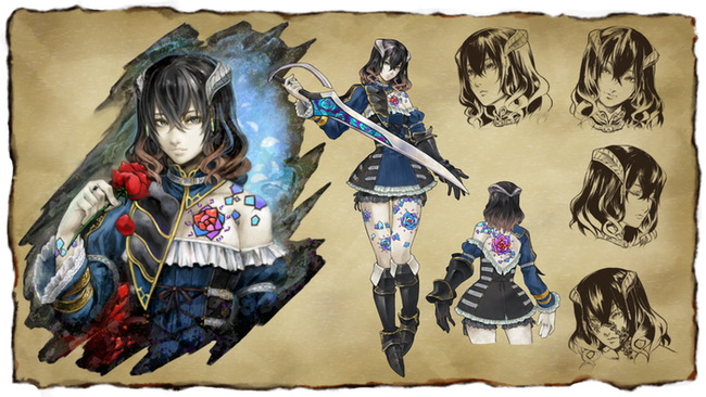 Bloodstained キックスターターに関連した画像-01